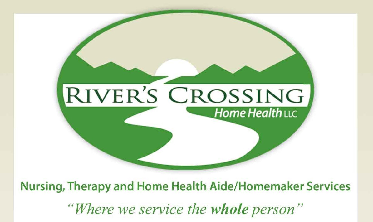 Rivers crossing logo